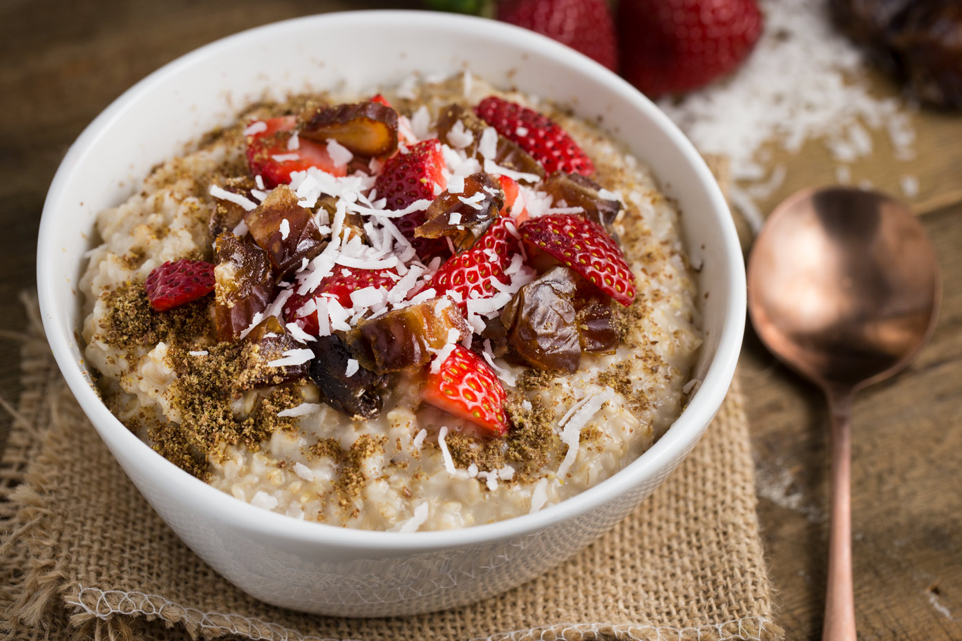benefits of oatmeal
