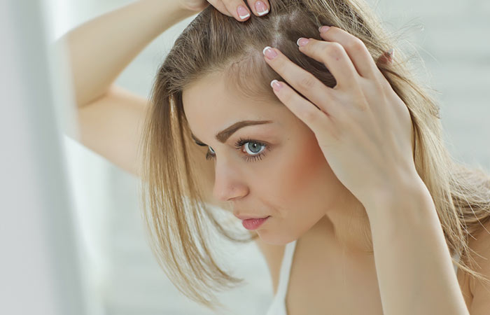 Problem of hair loss
