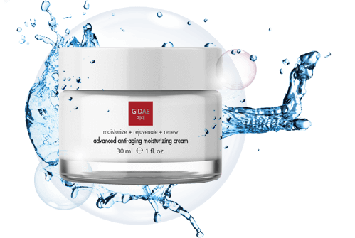 Advanced Anti-Aging Moisturizing Cream