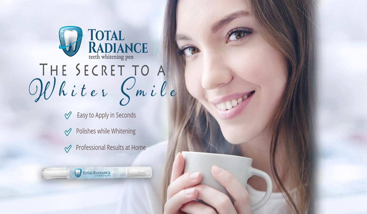 Total Radiance Teeth Whitening Pen