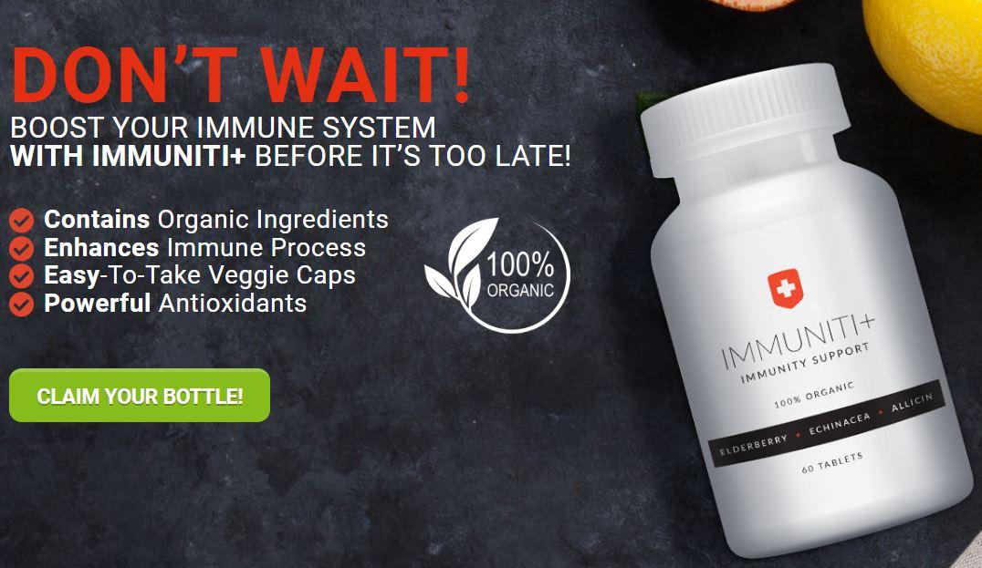 Immuniti Plus Immunity Support