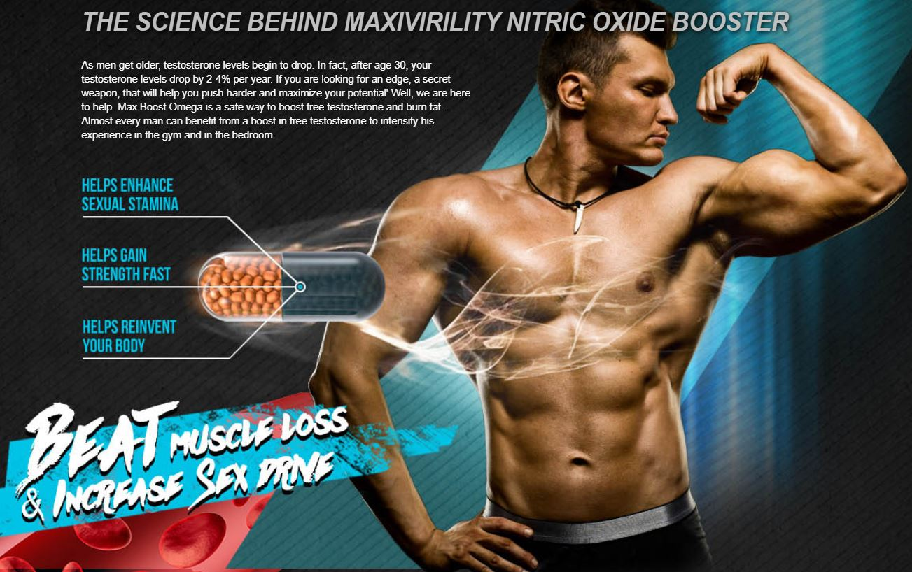 MaxiVirility Review